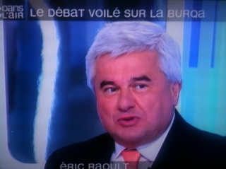Eric Raoult sur France 5