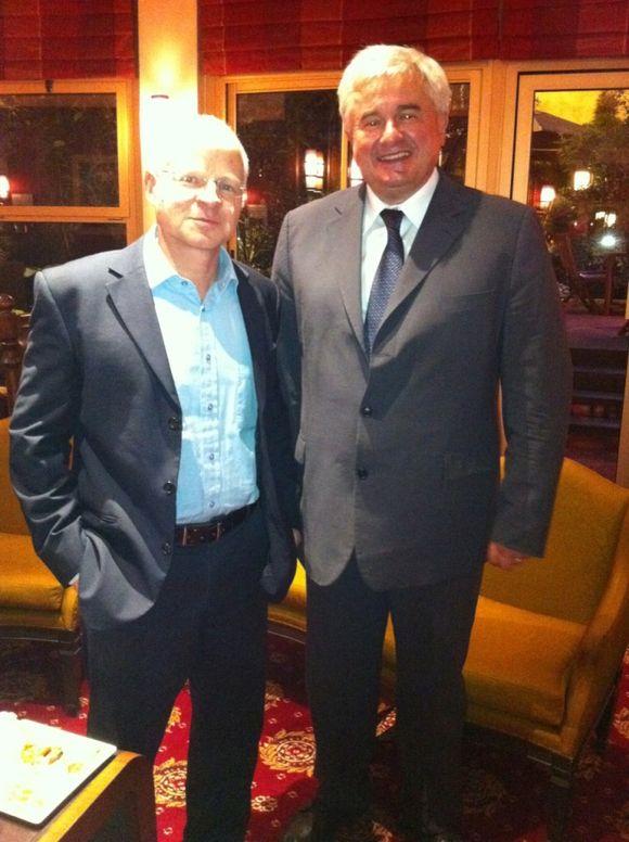 Rencontre avec Noam Shalit